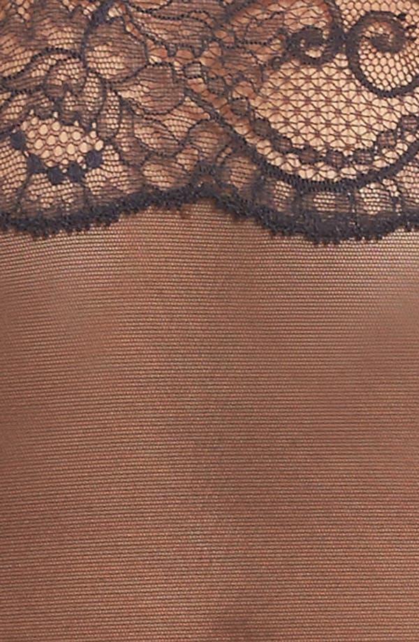 Alternate Image 4  - La Perla Romance Underwire Bodysuit