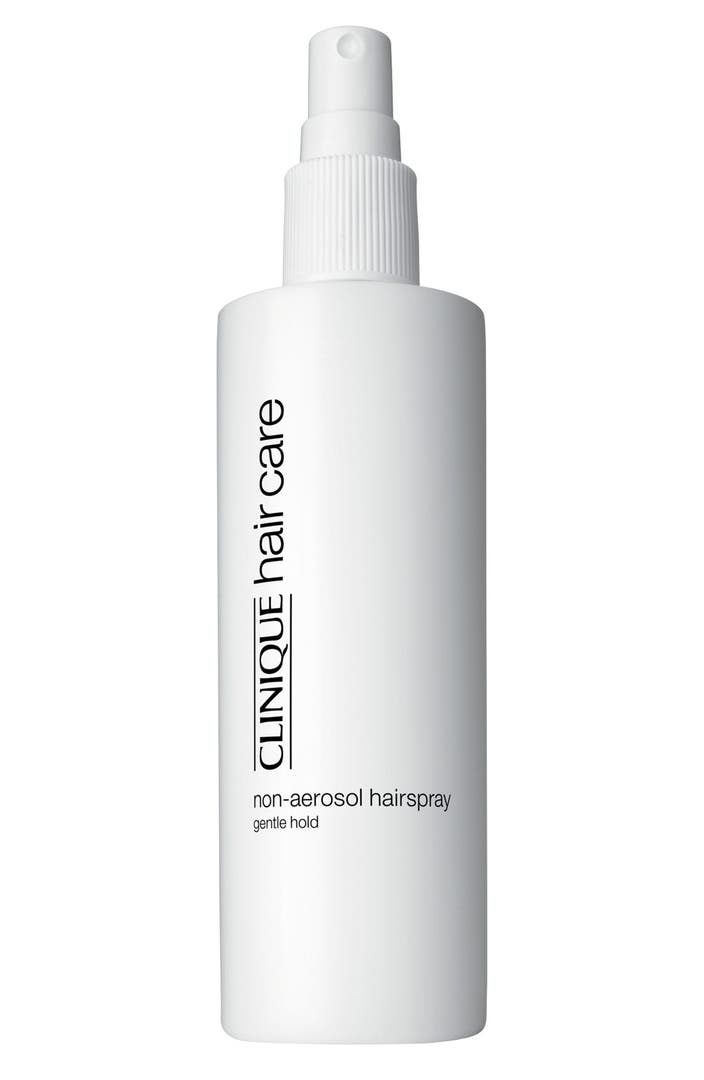 Clinique non aerosol hairspray nordstrom - Alternative uses of hairspray ...
