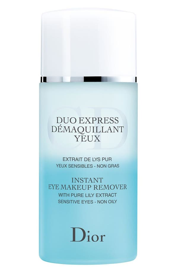 Main Image - Dior Instant Eye Makeup Remover for Sensitive Eyes