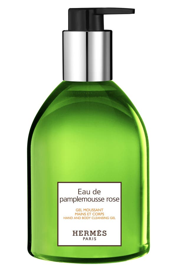 HERMÈS Eau de Pamplemousse Rose - Hand and