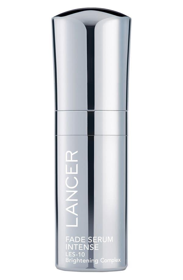 Alternate Image 1 Selected - LANCER Skincare Fade Serum Intense