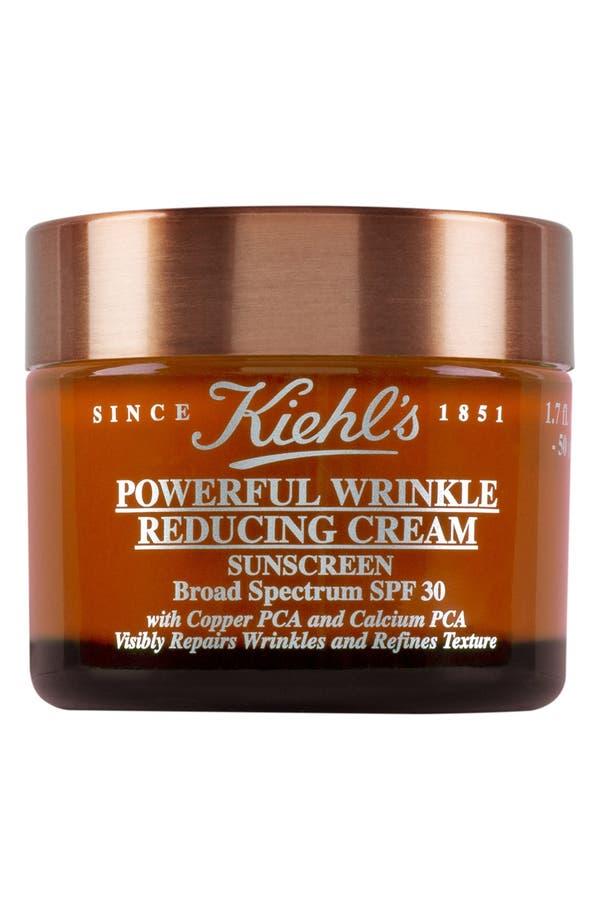Alternate Image 1 Selected - Kiehl's Since 1851 Powerful Wrinkle Reducing Cream Broad Spectrum SPF 30