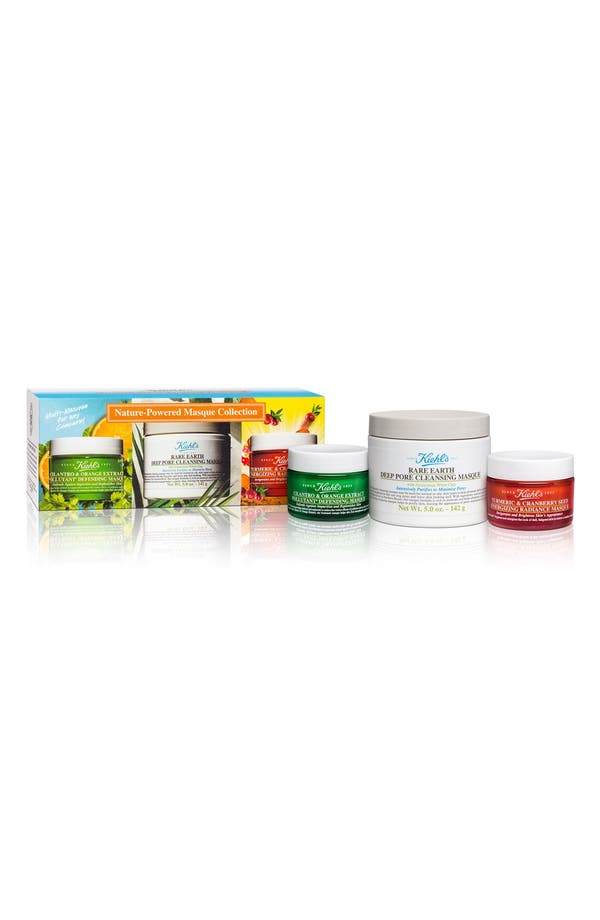 Alternate Image 3  - Kiehl's Since 1851 'Nature-Powered' Masque Collection