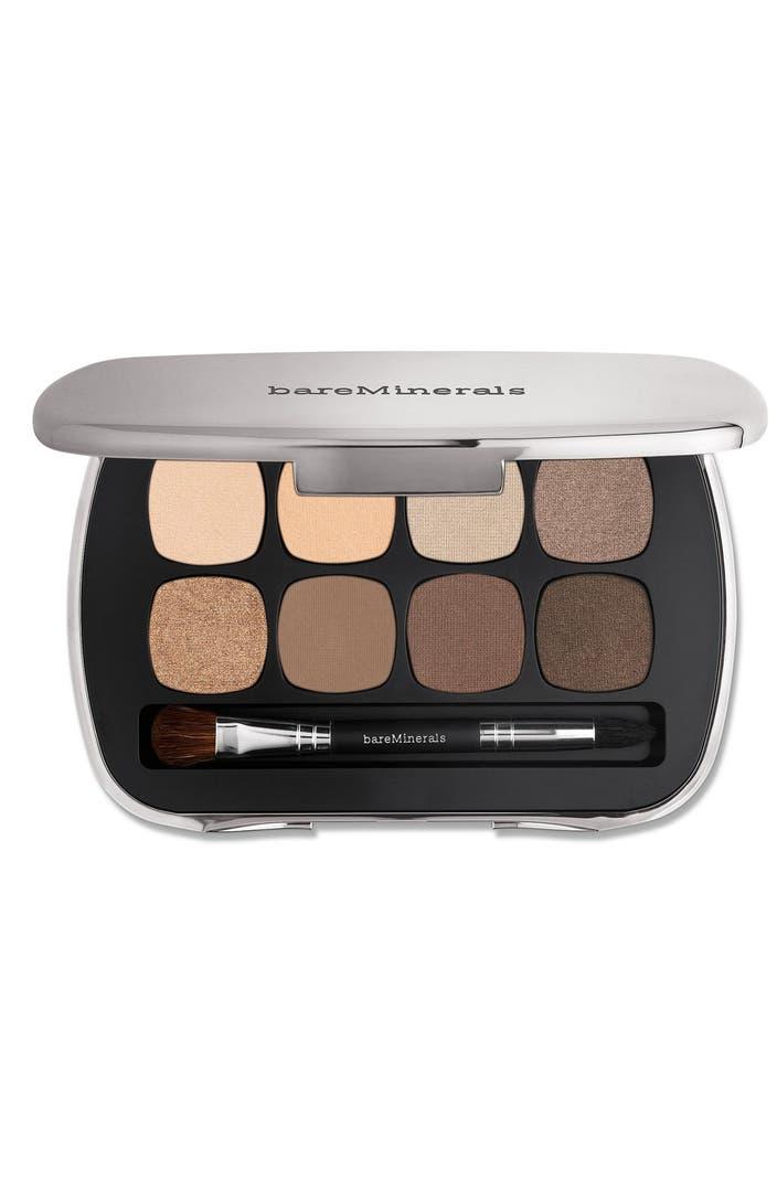 Makeup Palettes: BareMinerals® READY 8.0 The Bare Neutrals Eyeshadow