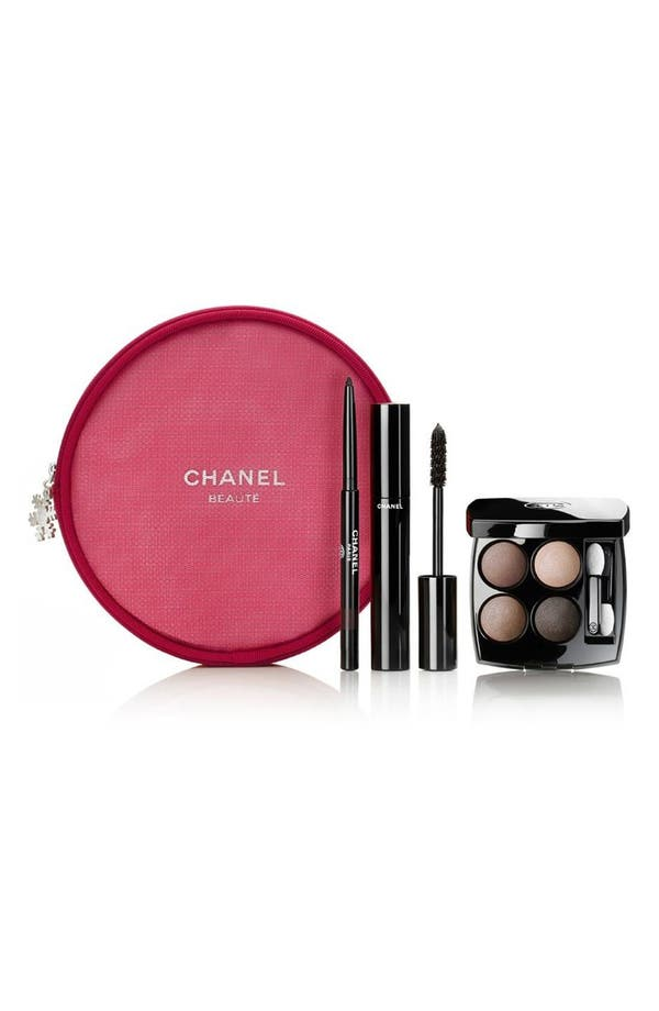Main Image - CHANEL INTO THE SHADOWS Eye Set (Limited Edition)