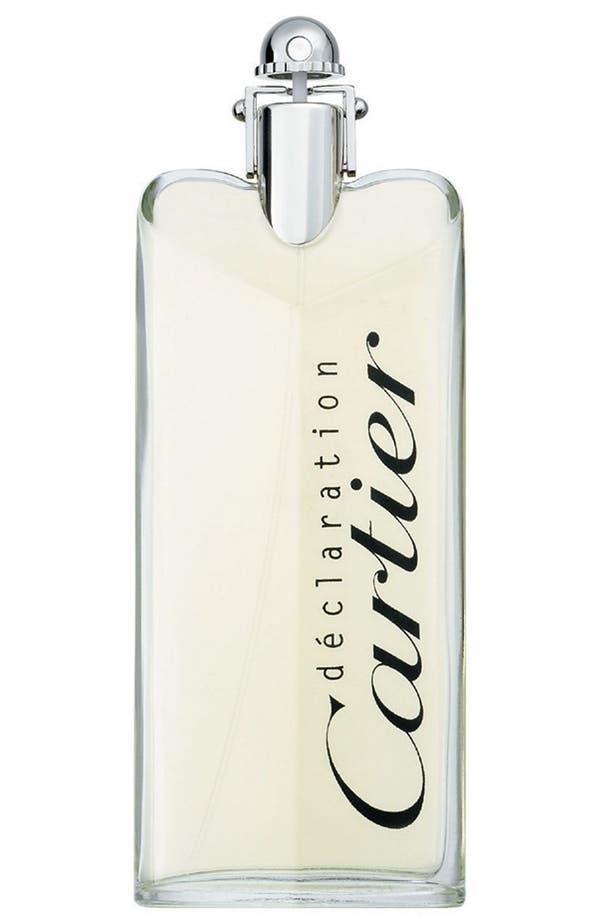 Main Image - Cartier 'Déclaration' Eau de Toilette (6.7 oz.)