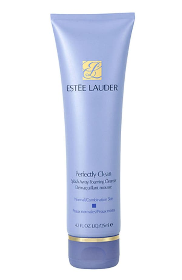 Alternate Image 1 Selected - Estée Lauder Perfectly Clean Splash Away Foaming Cleanser