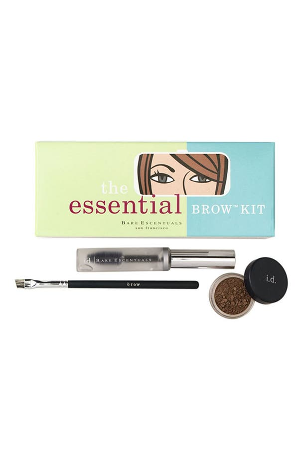 Main Image - bareMinerals® The Essential Brow Kit