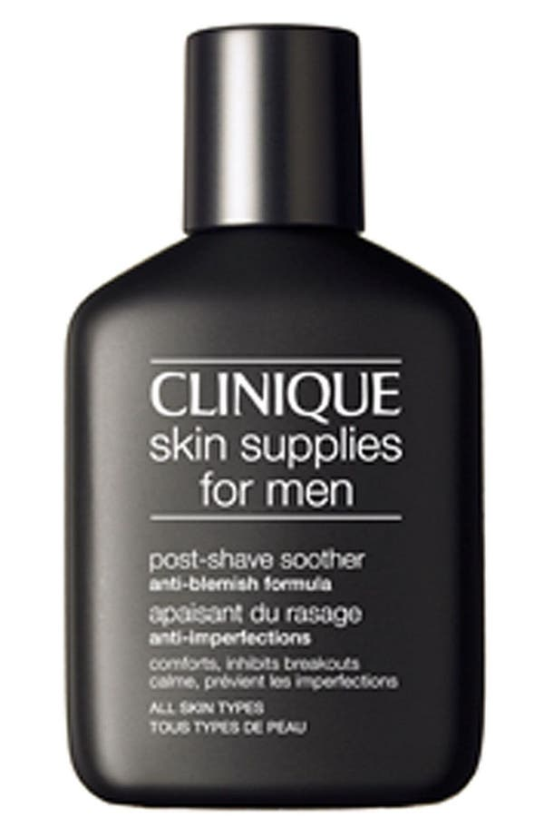 Alternate Image 1 Selected - Clinique Skin Supplies for Men Post-Shave Soother (Anti-Blemish Formula)