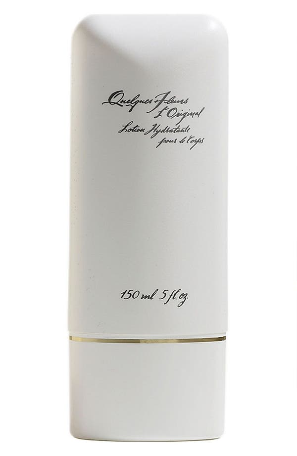 Main Image - Houbigant Paris Quelques Fleurs 'L'Original' Body Lotion