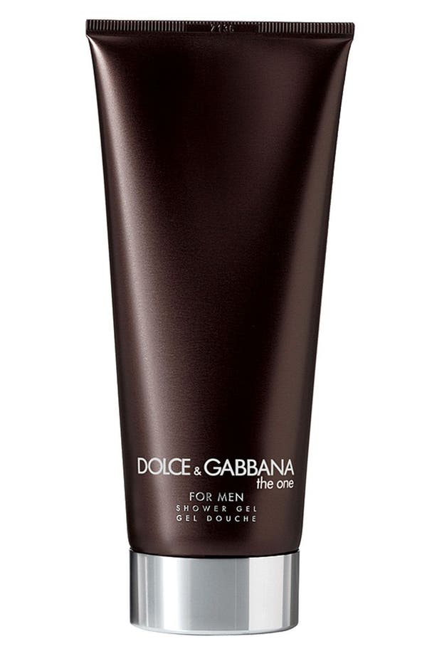 Alternate Image 1 Selected - Dolce&Gabbana Beauty 'The One for Men' Shower Gel