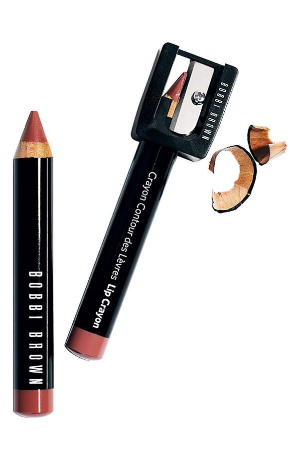 Alternate Image 1 Selected - Bobbi Brown Lip Crayon