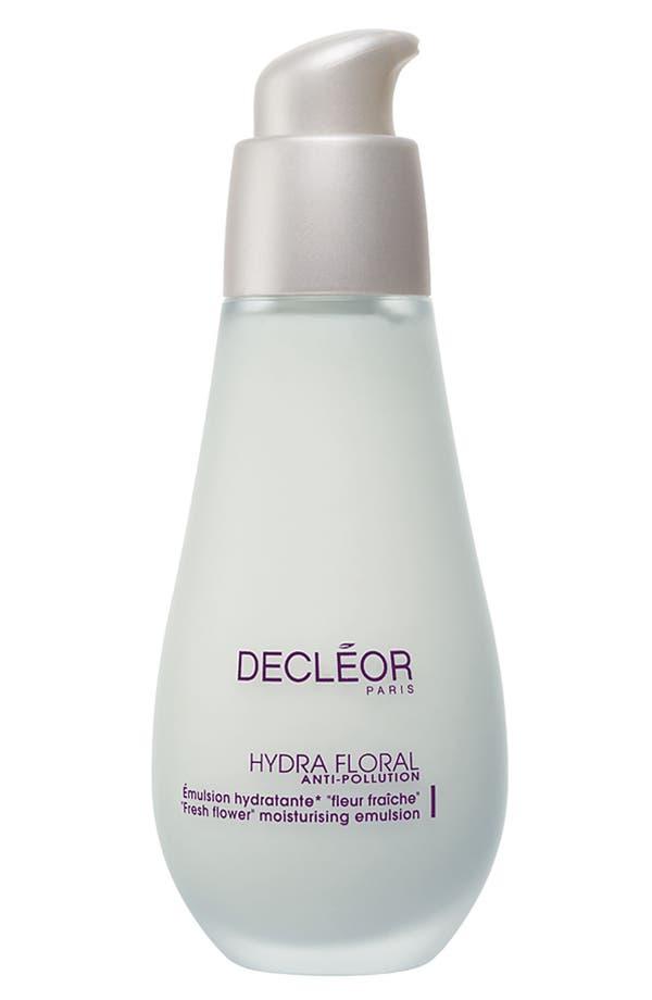 Alternate Image 1 Selected - Decléor 'Hydra Floral' Moisturizing Emulsion