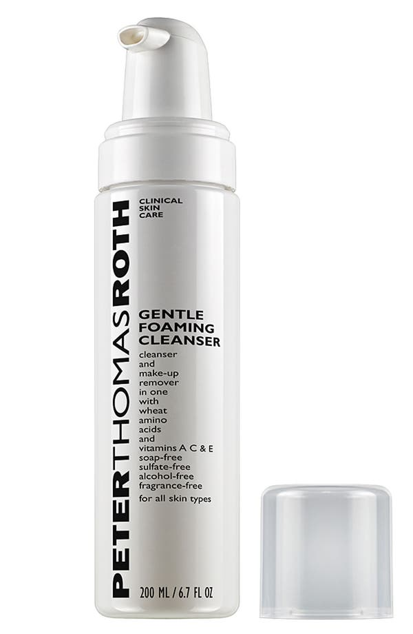 Alternate Image 1 Selected - Peter Thomas Roth Gentle Foaming Cleanser