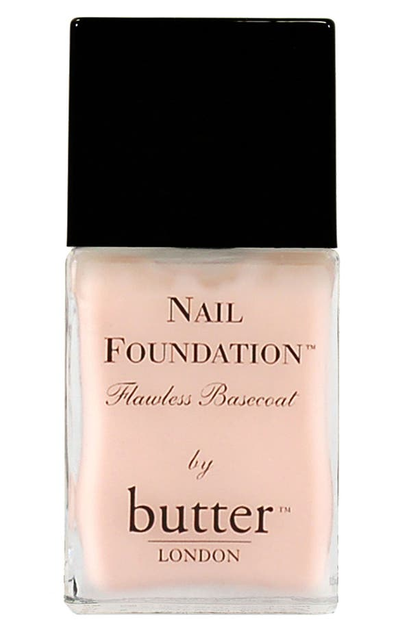 Alternate Image 1 Selected - butter LONDON 'Nail Foundation™' Flawless Basecoat