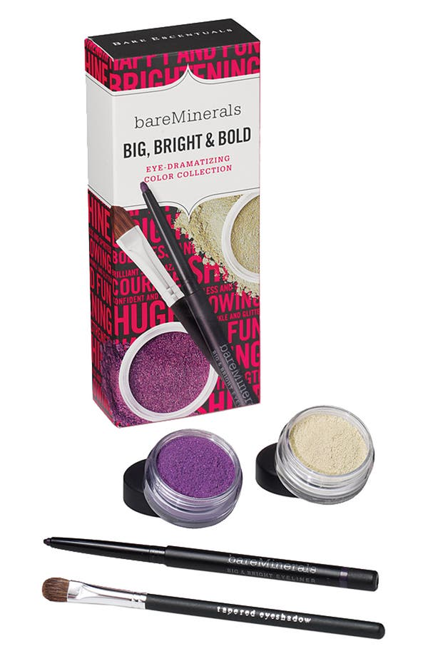 Main Image - Bare Escentuals® 'Big, Bright & Bold Eyes' Collection (Online Exclusive) ($54 Value)