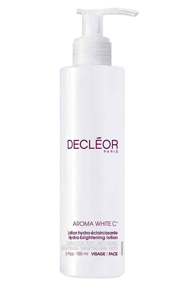 Alternate Image 1 Selected - Decléor 'Aroma White C+' Hydra-Brightening Lotion