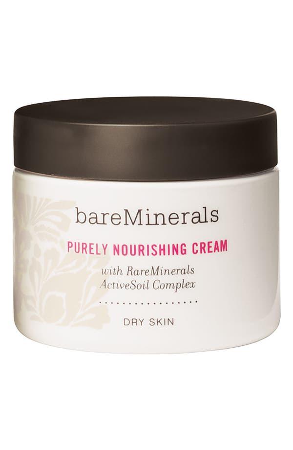 Alternate Image 1 Selected - bareMinerals® 'Purely Nourishing' Cream