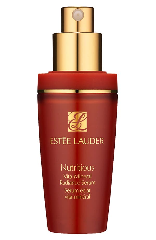 Alternate Image 1 Selected - Estée Lauder 'Nutritious' Vita-Mineral Radiance Serum