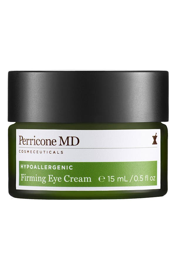 Alternate Image 1 Selected - Perricone MD Hypoallergenic Firming Eye Cream