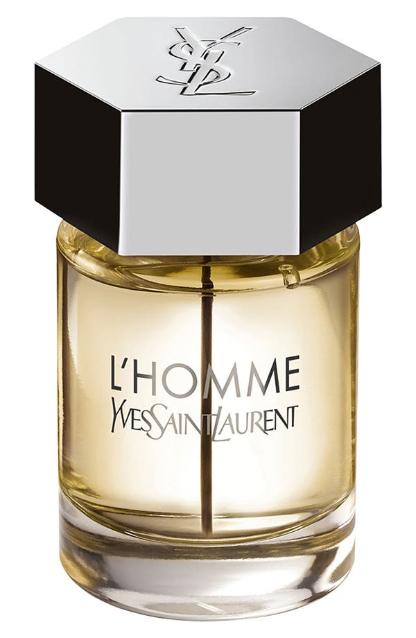 Alternate Image 1 Selected - Yves Saint Laurent L'Homme Eau de Toilette