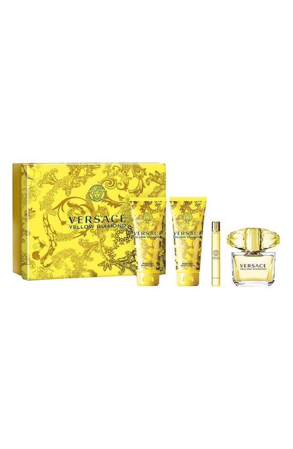 Alternate Image 2  - Versace 'Yellow Diamond' Gift Set ($147 Value)