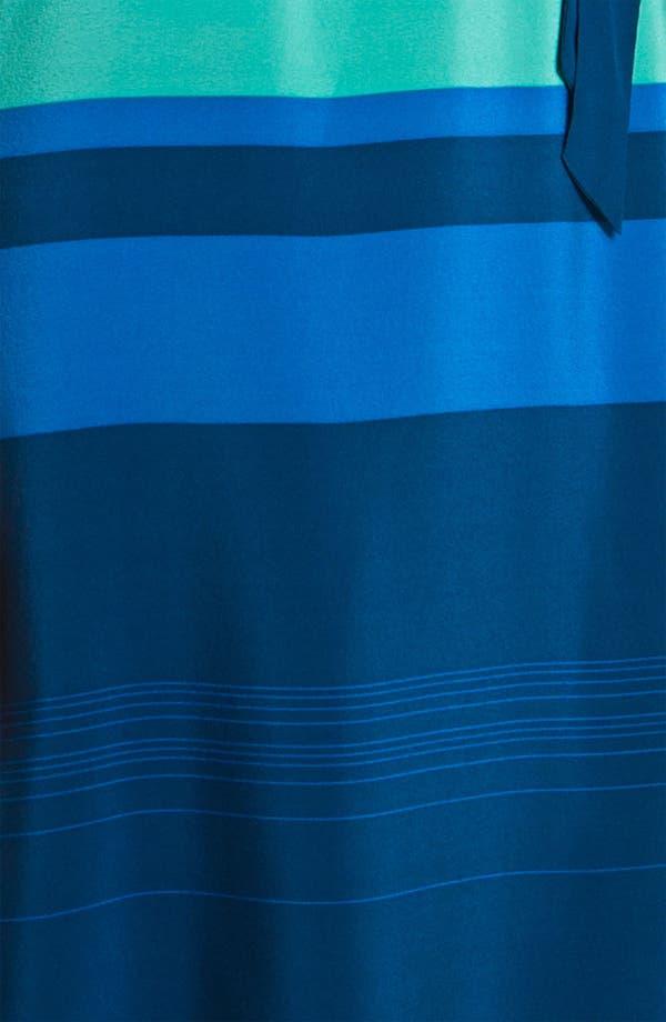 Alternate Image 3  - Presley Skye 'Gwen' Stripe Silk Dress
