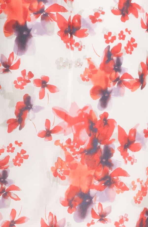 Alternate Image 3  - Nic + Zoe 'Blushing Floral' Skirt