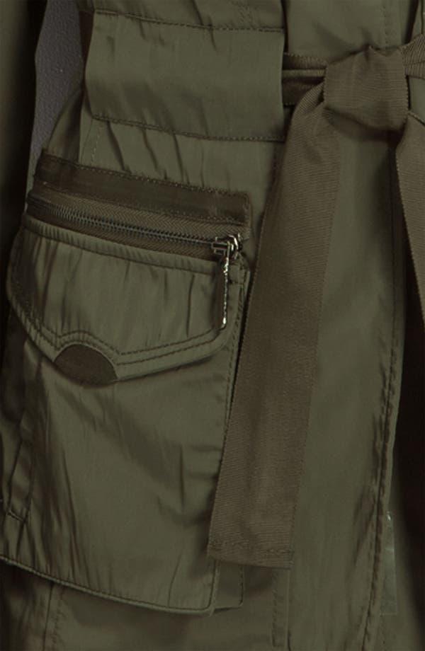 Alternate Image 3  - Vince Camuto Belted Safari Jacket