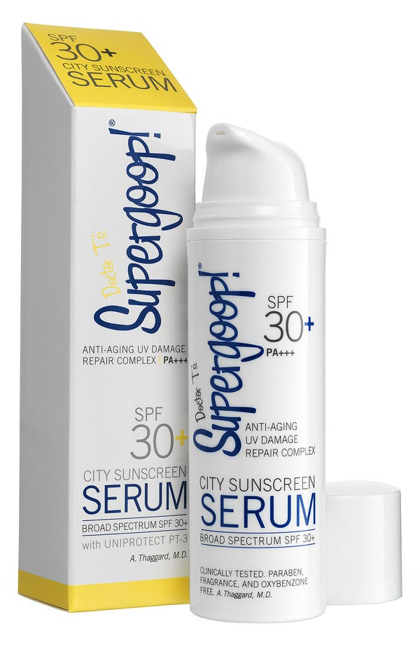 Alternate Image 1 Selected - Supergoop!® 'City Sunscreen' Serum SPF 30+ PA+++