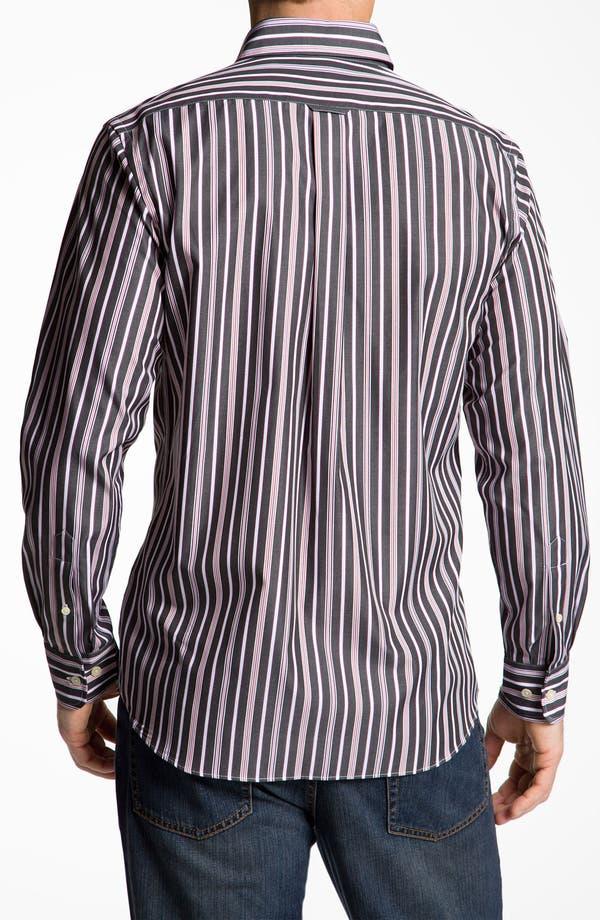 Alternate Image 2  - Façonnable Club Fit Sport Shirt