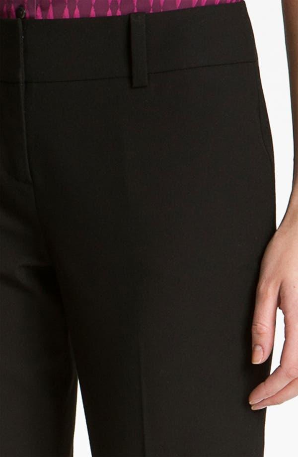 Alternate Image 3  - Halogen® 'Taylor' Curvy Fit Pants