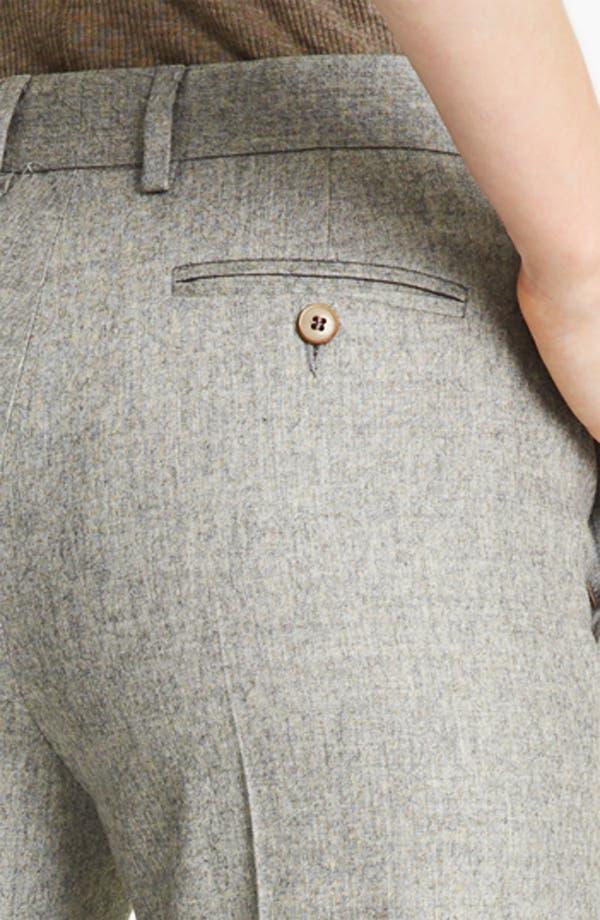 Alternate Image 3  - Fabiana Filippi Crop Flannel Pants