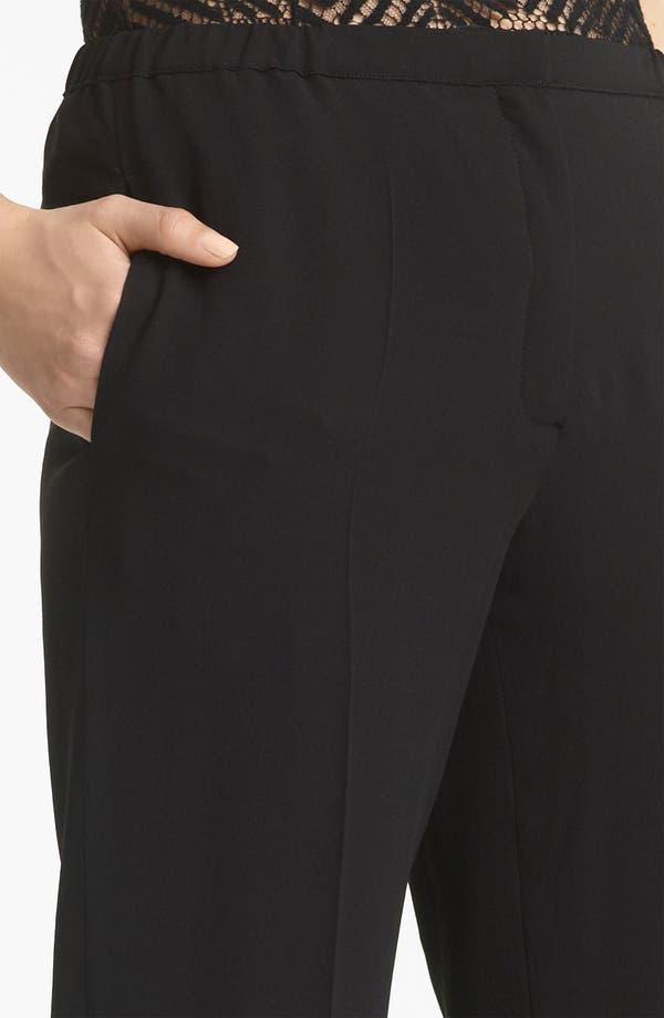 Alternate Image 3  - Nina Ricci Silk Crepe Pants