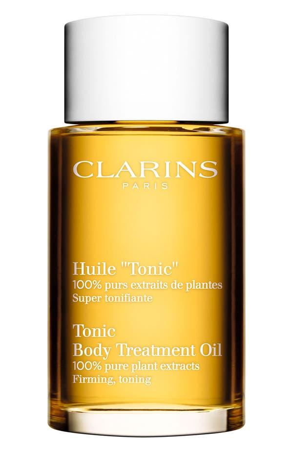 Alternate Image 1 Selected - Clarins Tonic Body Treatment Oil
