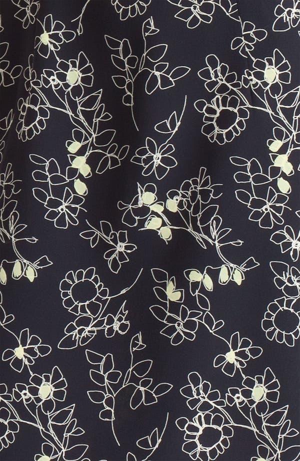 Alternate Image 3  - Marni Floral Print Silk Dress