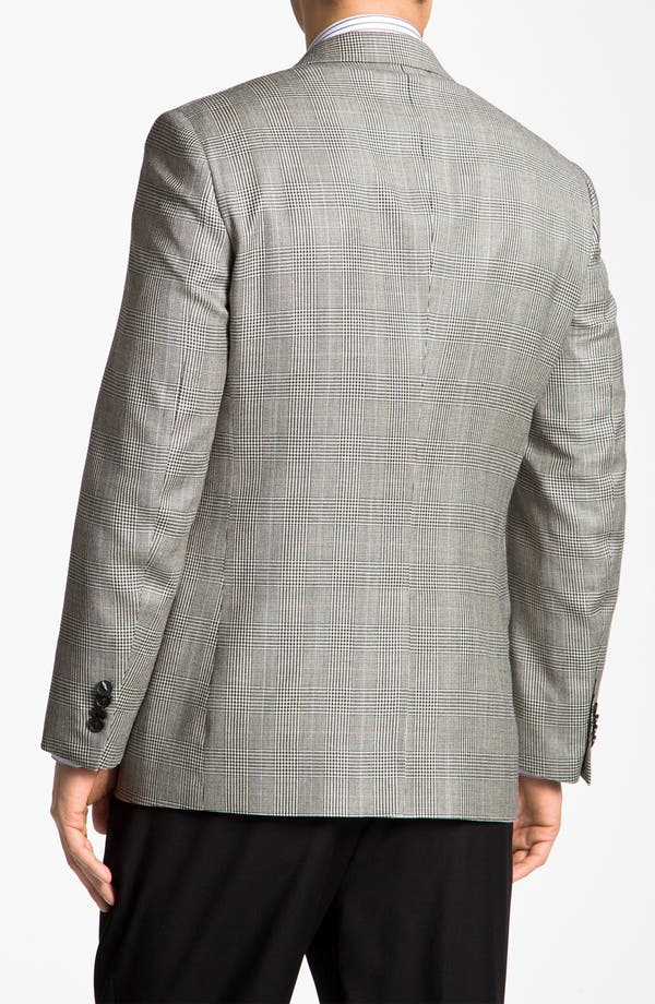 Alternate Image 2  - John W. Nordstrom® Plaid Sportcoat