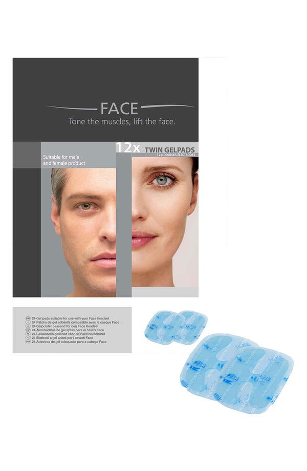 Alternate Image 2  - bio-medical research Face Replacement Pads