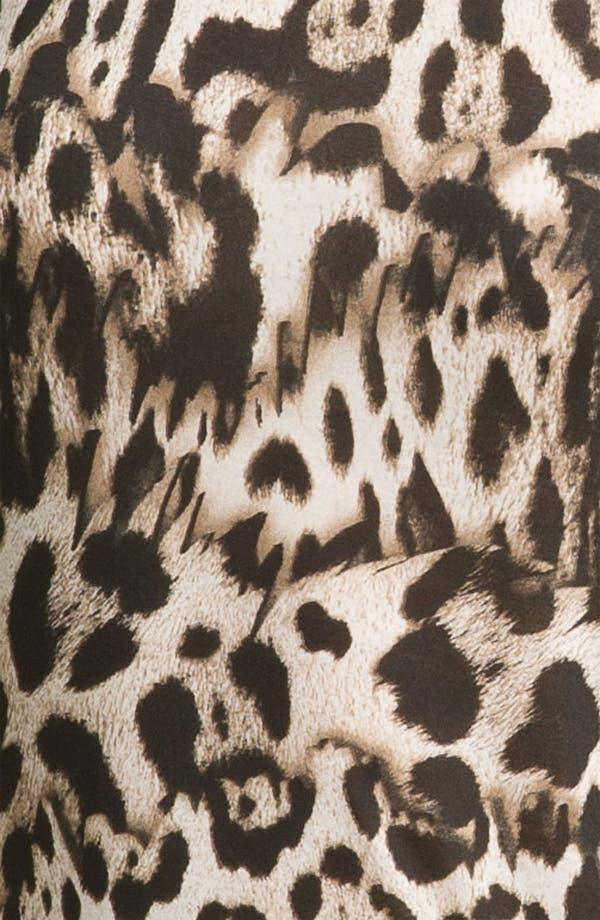 Alternate Image 2  - Just Cavalli Leopard Print Tee