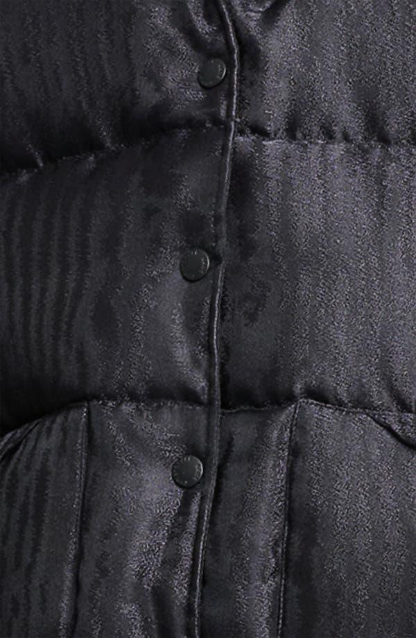 Alternate Image 3  - Christopher Kane Moiré Puffer Vest