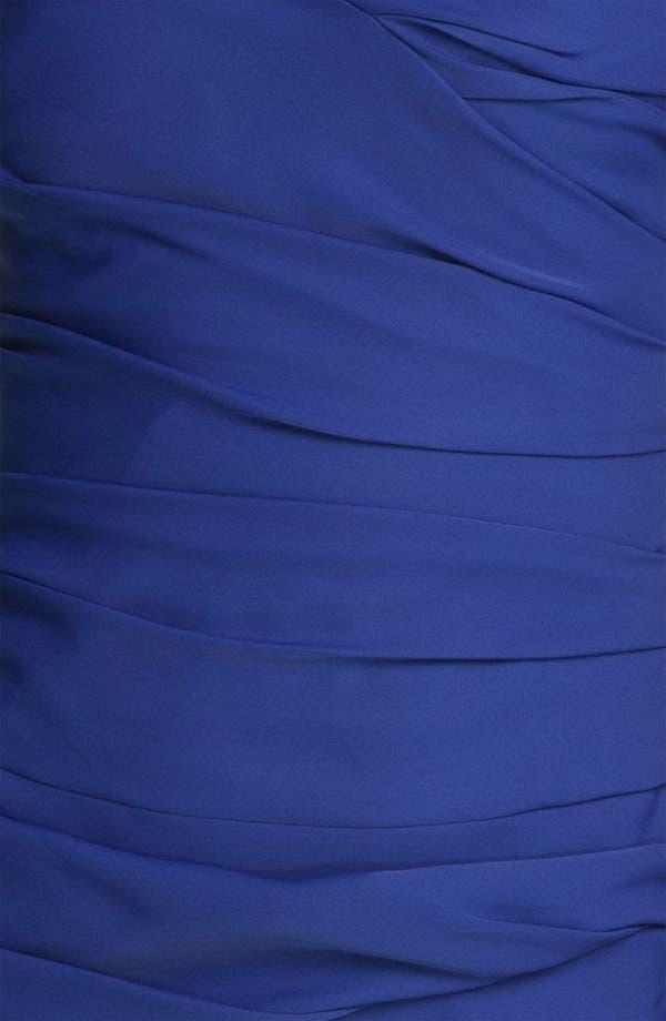 Alternate Image 3  - BCBGMAXAZRIA Short Shirred Jersey Dress