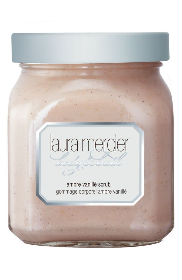 Alternate Image 1 Selected - Laura Mercier 'Ambre Vanillè' Scrub