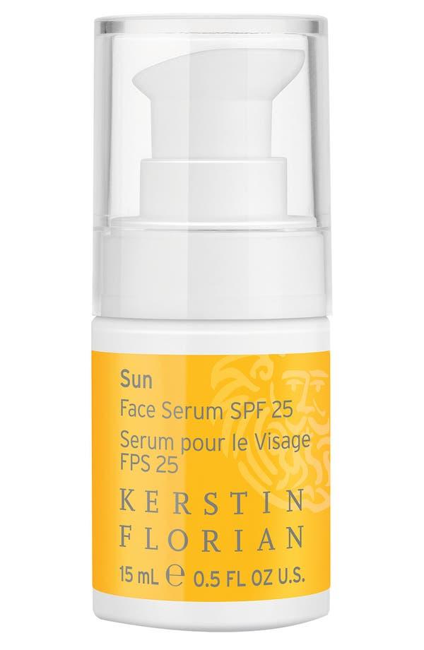 KERSTIN FLORIAN Face Serum SPF 25