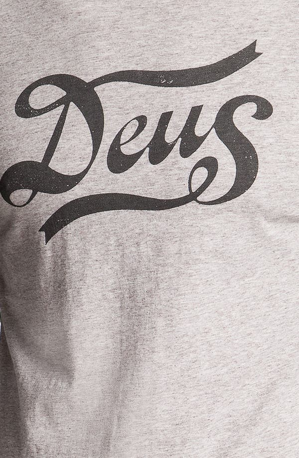 Alternate Image 3  - Deus Ex Machina 'Skeers' Graphic Baseball T-Shirt