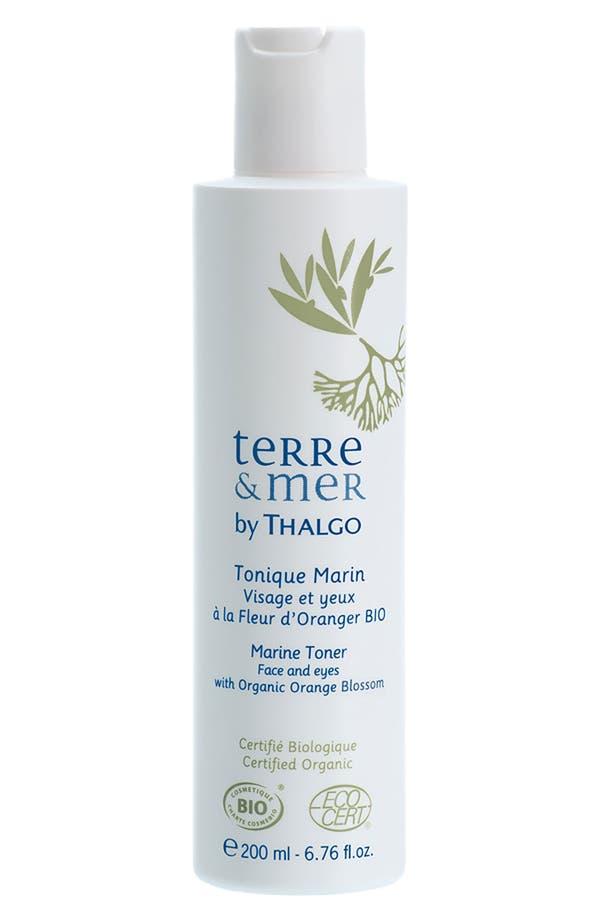 Alternate Image 1 Selected - Thalgo 'Terre & Mer' Marine Toner with Organic Orange Blossom