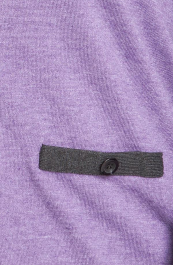 Alternate Image 3  - Sejour Contrast Trim Sweater (Plus)