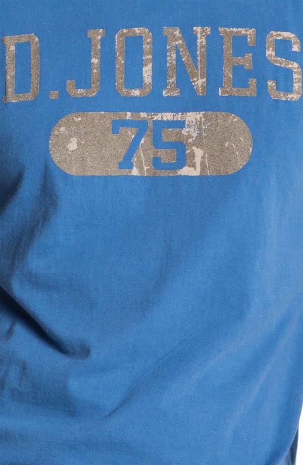 Alternate Image 3  - Red Jacket 'Deacon Jones - Over Under' T-Shirt