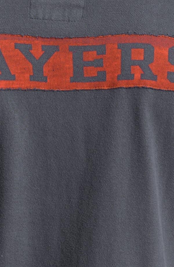 Alternate Image 3  - Red Jacket 'Gale Sayers - Bulldog' Long Sleeve T-Shirt