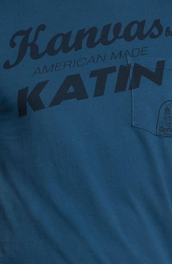 Alternate Image 3  - Katin 'Kent' Graphic T-Shirt