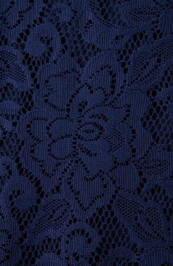 Alternate Image 3  - Topshop Lace Dress